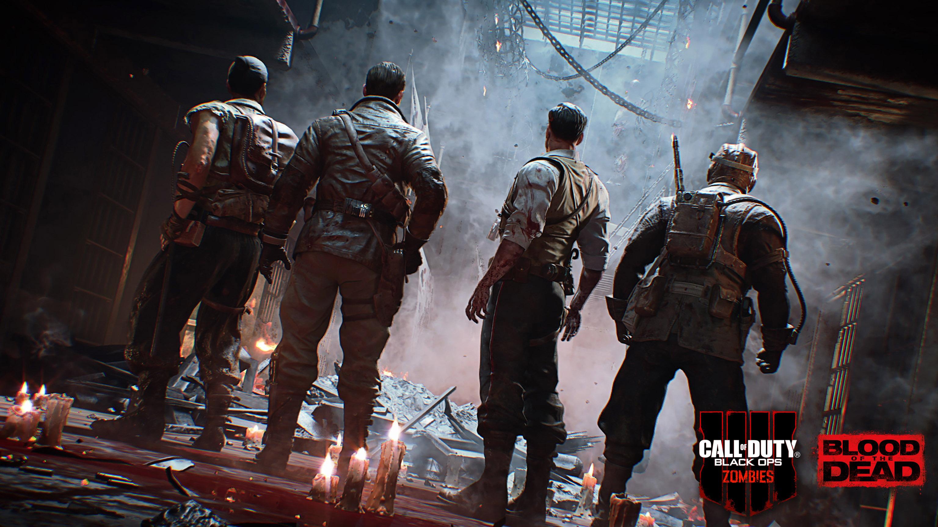 بالصور لقطات حصرية من لعبة Call Of Duty Black Ops 4 الجديدة كليا أريبيان بزنس