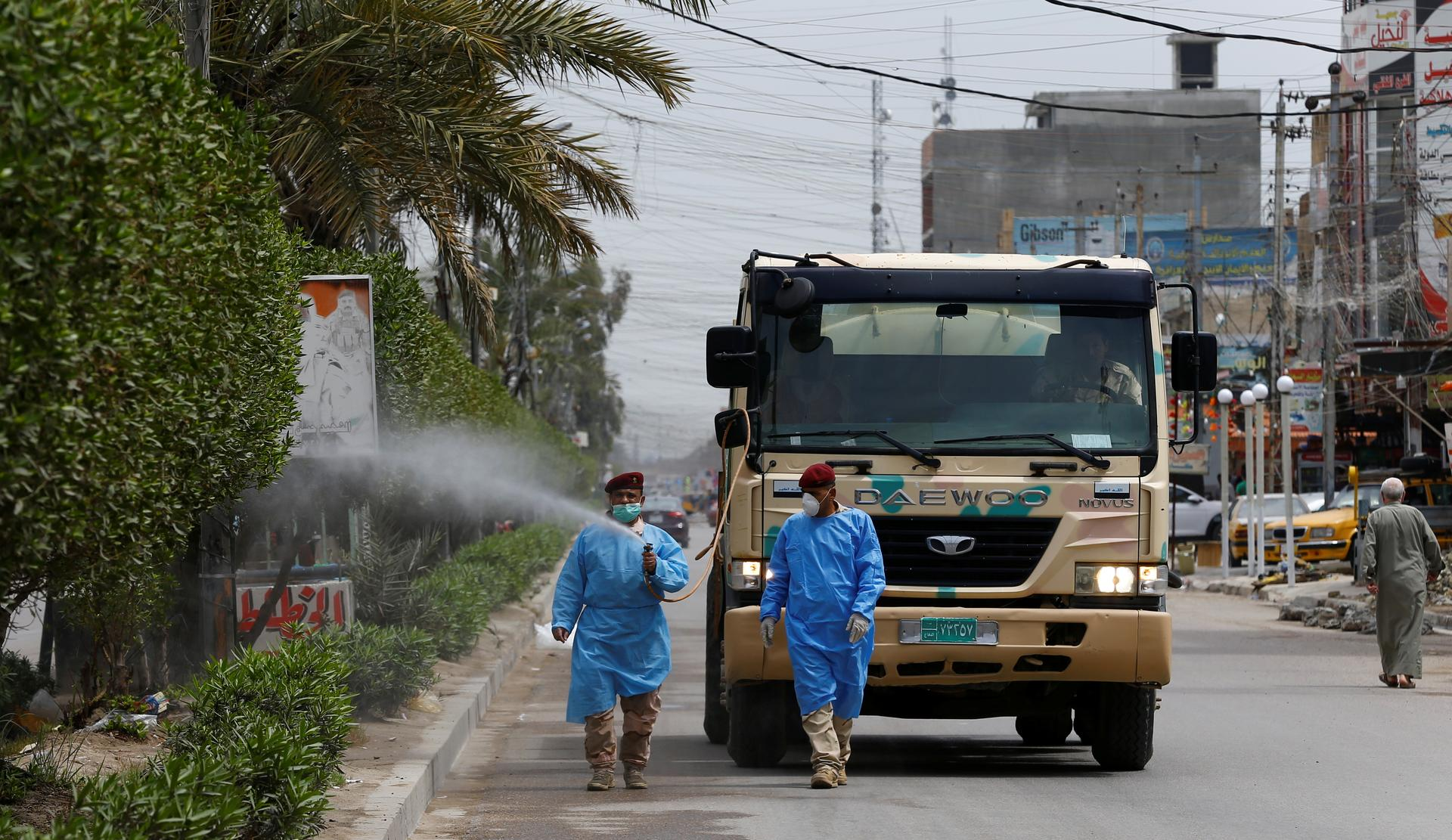 العراق يوقف وكالة رويترز عن العمل عقب تقرير يزعم إخفاء الأرقام الحقيقة لمصابي فيروس كورونا   أريبيان بزنس