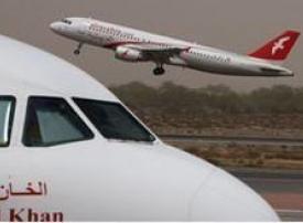 العربية للطيران توزع أرباحاً بنسبة 7% نقداً على المساهمين
