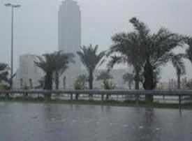 السعودية تحذر من أمطار رعدية على 9 مناطق