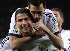 بالصور : ريال مدريد يهزم برشلونة ويقصيه من كأس اسبانيا