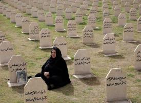 بالصور : 25 عاماً على ذكرى مجزرة الهجوم الكيماوي على حلبجة في العراق