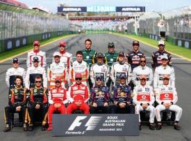 بالصور : انطلاق موسم سباقات فورمولا ون 2013 في أستراليا