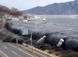 بالصور: الذكرى الثالثة لكارثة المفاعل النووي فوكوشيما