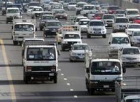 أبو ظبي: 750 مخالفة في أول يومين من حملة اترك مسافة قبل الحسافة