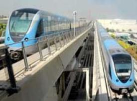 تمديد ساعات عمل مترو دبي في رمضان