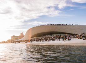 شاهد : أفضل المباني المعمارية في العالم لعام 2017