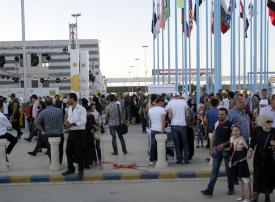 عائدون من سوريا: فرص استثمارية لافتة وقرب افتتاح معبر نصيب مع الأردن