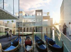 """الكشف عن """"فينيسيا العائمة"""" في دبي"""