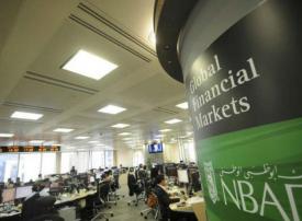 6.84 مليار عدد الأسهم الحرة في بنك أبوظبي الأول مع نهاية يوليو