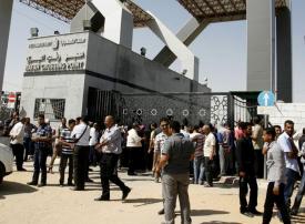 مصر تسمح لطلاب غزة بالمرور بشكل دائم عبر معبر رفح