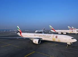 طيران الإمارات تتأهب لأكبر تواجد لها في معرض دبي للطيران 2017
