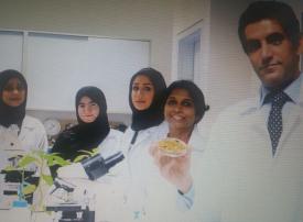 جامعة الإمارات تكتشف كائنا حيا يعرف لأول مرة بالعالم