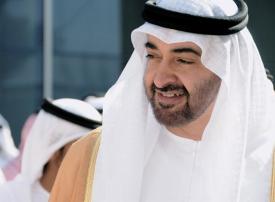 محمد بن زايد يطلق مسمى الرياض على المشروع الاسكاني الأضخم في أبوظبي