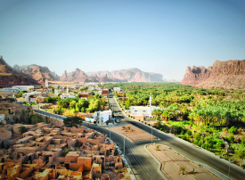 السعودية تدخل نادي السياحة العالمية