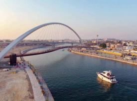 قناة دبي المائية وتطور المشهد الملاحي الإماراتي