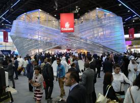 توقعات بارتفاع عدد مسافري شركات الطيران في الشرق الأوسط بنسبة 7% في 2018