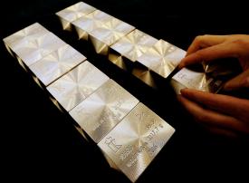 الذهب يرتفع وصعود قياسي لمعدن البلاديوم