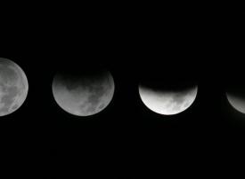 خسوف كلي للقمر أكثر من 3 ساعات مساء غد الأحد