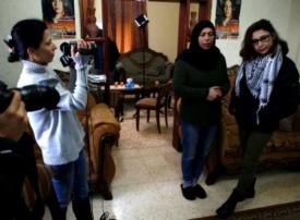 اطلاق سراح نور التميمي المتهمة بضرب جنديين اسرائيليين بكفالة