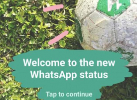 ميزة جديدة لنشر حكايات انستغرام على واتسآب