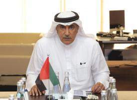 محمد خلفان الرميثي رئيساً لمجلس إدارة الهيئة العامة للرياضة بالإمارات
