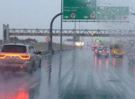 أمطار غزيرة إلى متوسطة في الإمارات