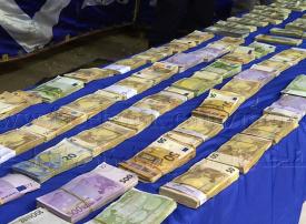 اعتقال عصابة دولية سرقت 100 مليون جنيه في مصر