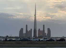 توقيع عقد لمشروع أطول برج في العالم في السعودية