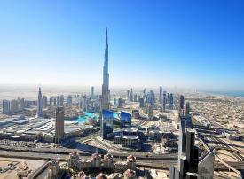 60 % ارتفاع شراء العقارات على المخطط في دبي