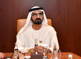 محمد بن راشد يحدد رسوم التصديق الرقمي والربط الإلكتروني في هيئة الهوية