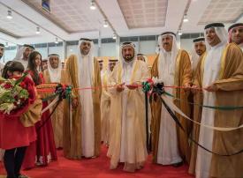 حاكم الشارقة يفتتح المعرض الوطني للتوظيف 2018