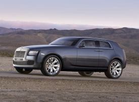 رولز-رويس كولينان  ذات الهيكل المرتفع سيارة تقدّم المقعد الأفضل على الإطلاق