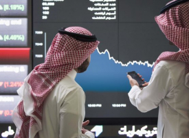 انخفاض أسواق الأسهم الرئيسية في الشرق الأوسط