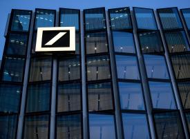 دعوى ضد دويتشه بنك بعد تغريمه  150 مليون دولار بسبب بيانات مضللة حول رجل الأعمال سيء السمعة جيفري إبستين