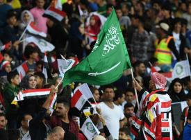 السعودية تعتزم إهداء العراق ملعبا لكرة القدم