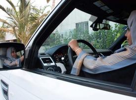 77 % من السعوديات يخططن لقيادة السيارة في 2018