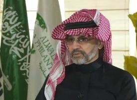 ماذا قال الوليد بن طلال في مقابلته الجديدة؟