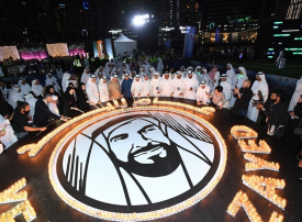 دبي توفر 323 ميجاوات في استهلاك الكهرباء خلال ساعة الأرض 2018