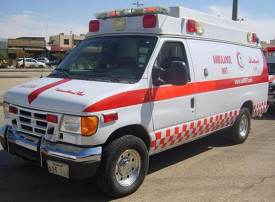 حادثة غريبة.. حجز سيارة بداخلها جثة سعودية بعد حادث مروري