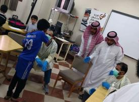 أهالي المصابين بالجرب في السعودية محتارون من مدة العلاج أهي 12 ساعة أم 5 أيام؟