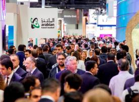 انطلاق معرض سوق السفر العربي بدبي