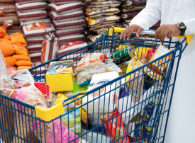 50 % تخفيضات على السلع الغذائية في رمضان بالإمارات