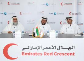أكثر من 1.35 مليون مستفيد من حملة الهلال الأحمر الإماراتي في رمضان