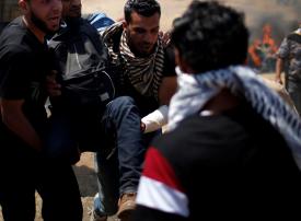 عشرات الشهداء الفلسطينيين بيوم السفارة.. ونداءات لوقف المجزرة الإسرائيلية