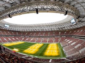 بالصور: الملاعب الروسية التي تستضيف كأس العالم 2018