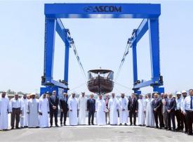 طرق دبي تدشن ورشة القرهود لصيانة وسائل النقل البحري