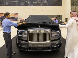 شركة محمد يوسف ناغي للسيارات تكشف عن سيارة كولينان رباعية الدفع الجديدة في المملكة العربية السعودية