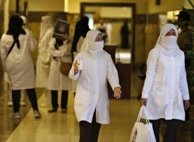 السعودي الألماني تفتتح مستشفى الشارقة بالإمارات