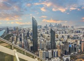 نمو الناتج المحلي الإجمالي للإمارات إلى 1422.2 مليار درهم